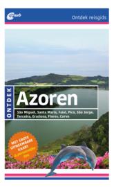 Reisgids Azoren | ANWB Ontdek serie | ISBN 9789018040161