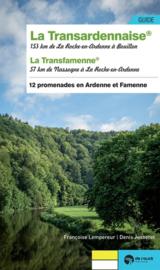 Wandelgids La Transardennaise & Transfamenne | GTA | ISBN 9782507057084