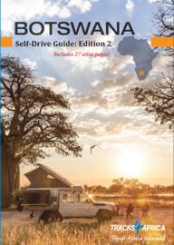 Reisgids Botswana Self-Drive Guide | Tracks4Africa | ISBN 9780992183042