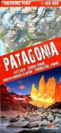 Wandelkaart Patagonia | Terraquest | 1:160.000 | ISBN 9788361155003