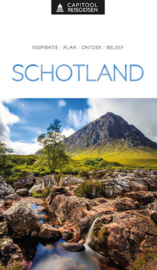 Reisgids Schotland | Capitool | ISBN 9789000369218