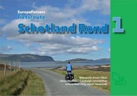 Fietsgids Schotland Rond 1 | Europafietsers | ISBN 9789064558245