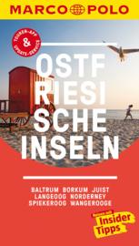 Reisgids Oostfriesland- de Eilanden | Marco Polo | ISBN 9783829728584