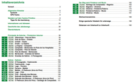 Wandelgids-Trekkinggids Camino Primitivo   Rother Verlag   Pelgrimsgids Primitivo   ISBN 9783763345328