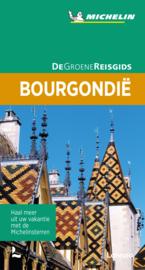 Reisgids Bourgondië | Michelin groene gids | (Dijon - Macon - Neverre - Auxerre) | ISBN 9789401465137