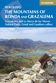 Wandelgids The Mountains of Ronda and Grazalema | Cicerone | ISBN 9781852848927
