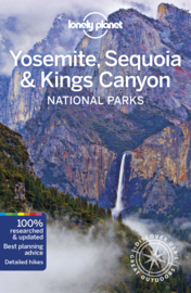 Wandelgids - Trekkinggids Yosemite, Sequoia & Kings Canyon NP | Lonely Planet | ISBN 9781786575951