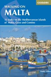 Wandelgids Walking on Malta | Cicerone | ISBN 9781852848224