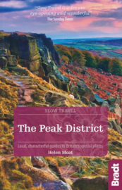 Reisgids Peak District | Bradt Slow Travel | ISBN 9781784774240