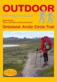 Wandelgids Arctic circle Trail - Groenland | Conrad Stein Verlag | ISBN 9783866861374