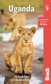 Reisgids Oeganda -  Uganda | Bradt | ISBN 9781784776428