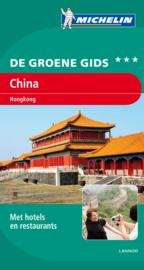 Reisgids China & Hongkong | Michelin groene gids | ISBN 9789020994766