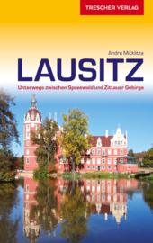 Reisgids Die Lausitz | Trescher Verlag | ISBN 9783897944947