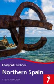 Reisgids Noord Spanje - Northern Spain Handbook  | Footprint | ISBN 9781911082101