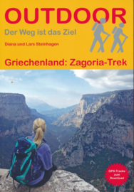 Wandelgids Zagoria-Trek : Griekenland | Conrad Stein Verlag | ISBN 9783866866102