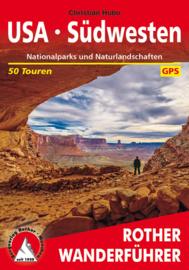 Wandelgids USA - het zuidwesten | Rother Verlag | ISBN 9783763345458