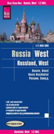 Wegenkaart Rusland west | Reise Know How |  1:2 miljoen | ISBN 9783831773442