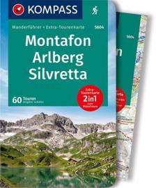 Wandelgids Montafon - Silvretta - Ratikon | Kompass 5605 | ISBN 9783990445860