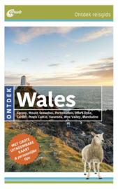 Reisgids Wales | ANWB Ontdek | ISBN 9789018043308