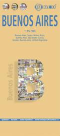 Stadskaart Buenos Aires | Borch | 1:15.000 | ISBN 9783866093003