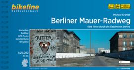 Fietsgids Berliner Mauer Radweg / Berlijn - 180 km | Bikeline | ISBN 9783850008099