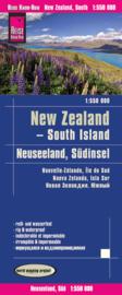 Wegenkaart  Nieuw Zeeland - Zuidereiland , South Island | Reise Know-How Verlag | 1:550.000 | ISBN 9783831773978