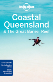 Reisgids Coastal Queensland & the great Barrier reef | Lonely Planet | ISBN 9781786571557