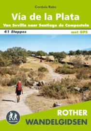 Wandelgids Via de la Plata | Elmar - Rother NL | ISBN 9789038927367