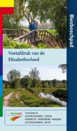 Wandelgids Biesboschpad | Nivon - Streekpad 18 | ISBN 9789492641144