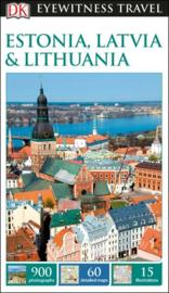 Reisgids Estonia, Latvia and Lithuania - Estland, Letland, Litouwen | Eyewitness | ISBN 9780241275443