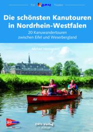 Kanogids Die schönsten Kanutouren in Nordrhein-Westfalen | DKV | ISBN 9783937743479