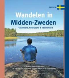 Wandelgids Zweden - Wandelen in Midden Zweden | One Day Walks | ISBN 9789078194293