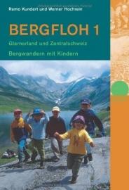 Wandelgids Bergfloh 1, onderweg met kinderen | Rotpunkt Verlag | ISBN 9783858693846