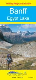 Wandelkaart Banff Egypt Lake | GEM Trek nr. 17 | 1:50.000 | ISBN 9781895526134