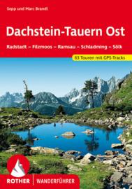 Wandelgids Dachstein - Tauern Ost | Rother Verlag | Radstadt – Filzmoos – Ramsau – Schladming – Sölk | ISBN 9783763341962