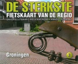 Fietskaart De sterkste fietskaart van de regio : Groningen | Buijten & Schipperheijn | 1:50.000 | ISBN 9789058816290