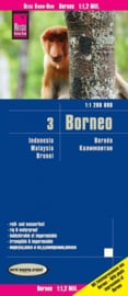 Wegenkaart Borneo | Reise Know how | 1:1.2 miljoen | ISBN 9783831774357