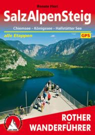 Wandelgids SalzAlpenSteig | Rother Verlag | ISBN 9783763345052
