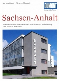 Reisgids - Cultuurgids Sachsen - Anhalt | Dumont verlag -  Kunstreisfuhrer | ISBN 9783770139682