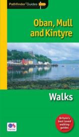 Wandelgids Oban, Mull & Kintyre | Jarrold Publishing | ISBN 9781854585387