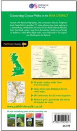 Wandelgids More Peak District | Ordnance Survey - 63 Pathfinder Guides | ISBN 9780319091081