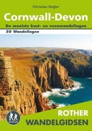 Wandelgids Cornwall - Devon | Elmar | ISBN 9789038924045