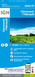 Wandelkaart Le Chambon-sur-Lignon - St-Agrève | Auvergne | IGN 2935 OT - IGN 2935OT