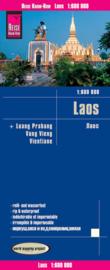Wegenkaart Laos | Reise Know How | 1:600.000 | ISBN 9783831772797