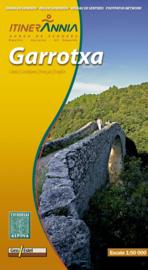 Wandelkaart Garrotxa | Editorial Alpina | Oostelijke Pyreneeën | 1:50.000 | ISBN 9788480903202
