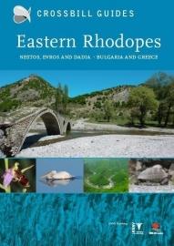 Natuurgids Oostelijke Rhodopen - Eastern Rhodopes | Crossbill Guides | ISBN 9789491648014