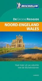 Reisgids Noord Engeland en Wales | Michelin Groene Gids | ISBN 9789401431101