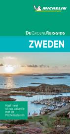 Reisgids Zweden    Michelin groene gids   ISBN 9789401457415