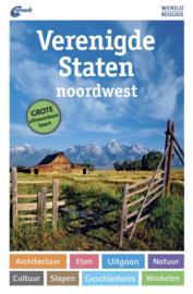Reisgids Verenigde Staten Noordwest | ANWB Wereldreisgids | ISBN 9789018044626