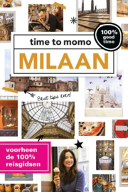 Reisgids  Milaan | Mo'Media | ISBN 9789057677939